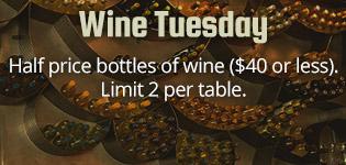 Wine Tuesday